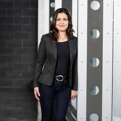 Lilia Rekik, professeure à l'École des sciences de l'administration (Groupe CNW/Université TÉLUQ)