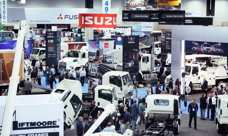 A record 14,256 people from 28 countries attended The Work Truck Show 2019 as Work Truck Week continues to grow in an evolving commercial truck industry. Highlights included vehicle introductions, equipment demonstrations, expanded educational opportunities, and the industry's broadest display of vocational trucks and equipment. Work Truck Week 2019 took place March 5–8. North America's largest work truck event returns to the Indiana Convention Center March 3–6, 2020. More at worktruckshow.com.