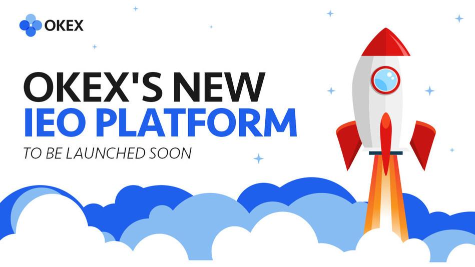 """A OKEx anunciou o lançamento próximo da plataforma de IEO """"OK Jumpstart"""" (PRNewsfoto/OKEx)"""