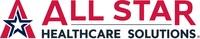 All Star Healthcare Solutions℠ Logo (PRNewsfoto/All Star Recruiting)