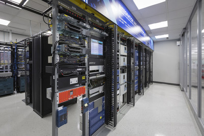 The Burns & McDonnell Integration and Automation Lab serves as a technology testing and demonstration center available to utilities and other clients free of charge.