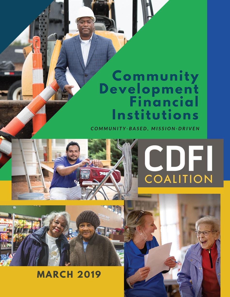 (PRNewsfoto/CDFI Coalition)