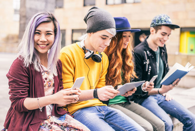 Social Media Rapidly Emerges as a Critical Business and Marketing Channel to Target Gen Z Buyers