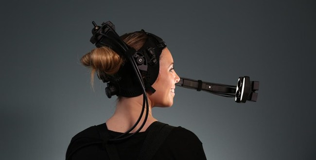 DI4D New Head Mounted Camera System for High Fidelity Facial Performance Capture