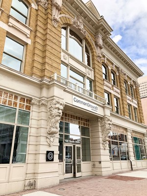 CommonGrounds Workplace Salt Lake is the first location to open in 2019 as part of the Series A $100 million expansion plan.