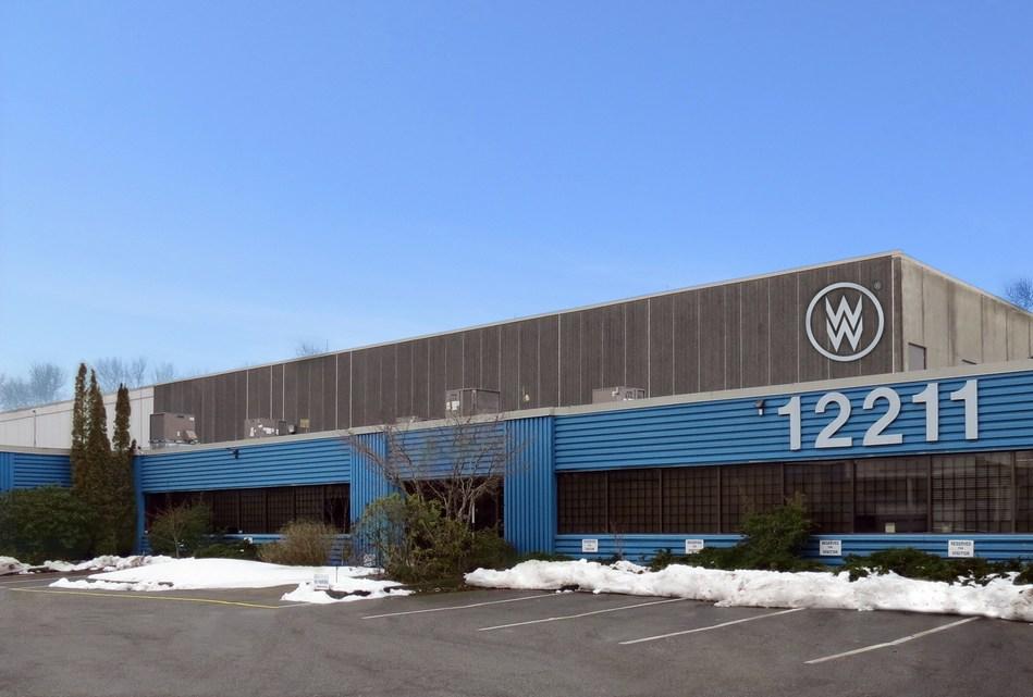 Whites Studios Copperwood located at 12211 Horseshoe Way, Richmond, BC (CNW Group/William F. White International Inc)