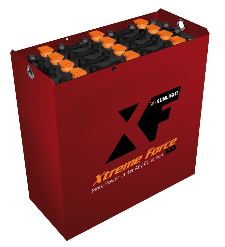 Xtreme Force featuring Copper Stretch Metal. Longer run time under extreme conditions.