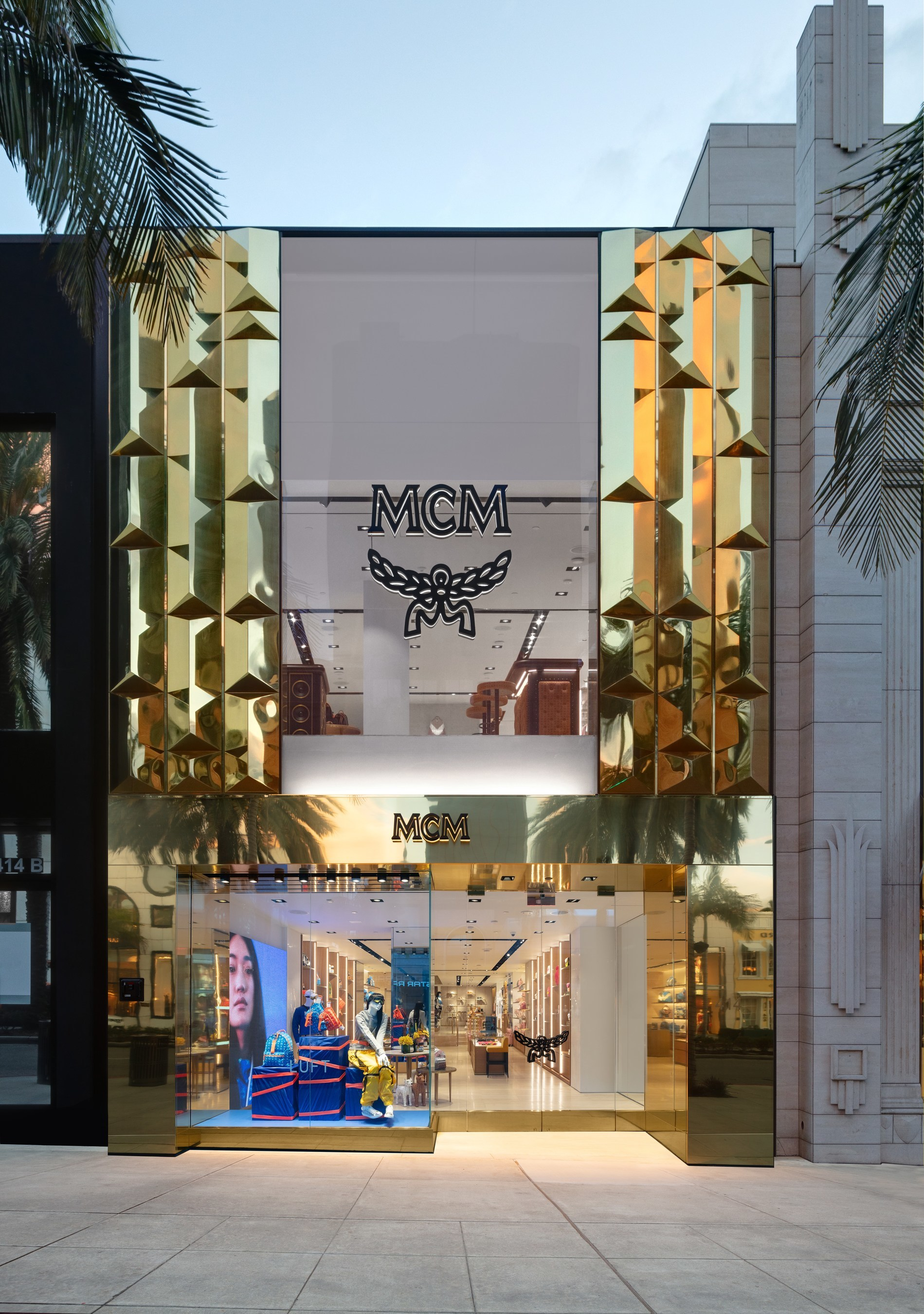 MCM Rodeo Drive Store
