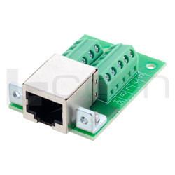 L-com推出针对现场端接及修理用途的RJ45端接模块新产品