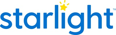 Starlight Children's Foundation Logo (PRNewsfoto/Starlight Children's Foundation)