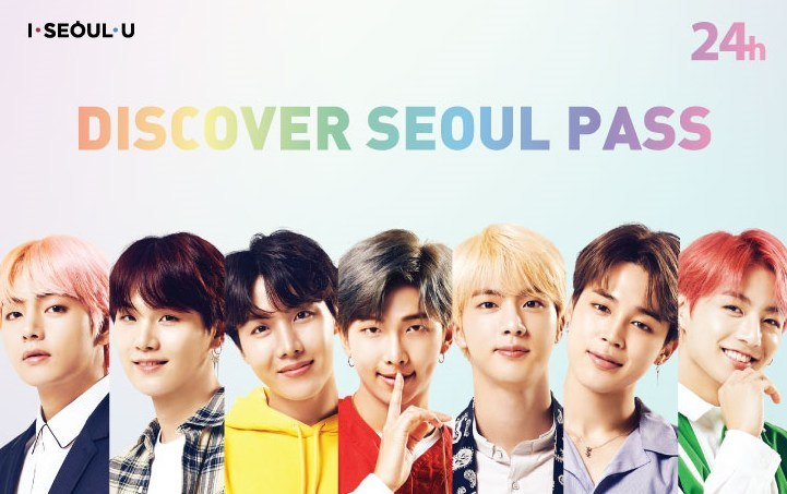 Travel Seoul with the Discover Seoul Pass BTS Edition