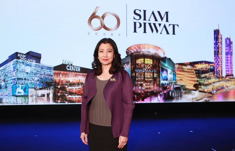 Thailand's Siam Piwat announces commitment to be leader in Creative Economy – leverages creativity and innovation to win honour for Thailand on the world stage (PRNewsfoto/Siam Piwat)