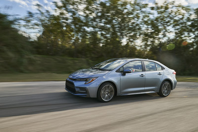 READY TO ROCK: 12th-generation Corolla Rolls Off the Line at Toyota Mississippi