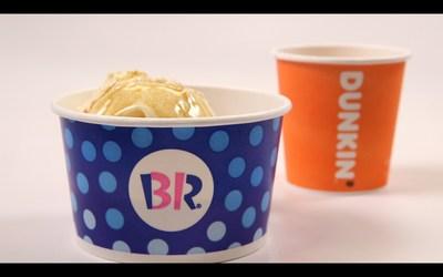 (PRNewsfoto/Baskin-Robbins and Dunkin' Donu)