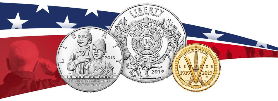 The American Legion Commemorative Coins