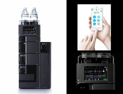 The Shimadzu Nexera UHPLC series