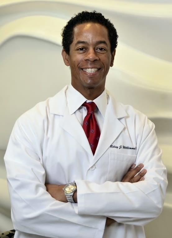 Dr. Riley Williams