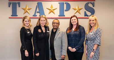 Wounded Warrior Project Partners With TAPS To Support Veterans