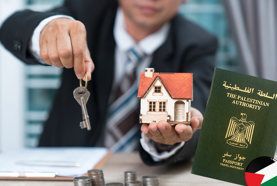Palestinians can now buy property and get a title deed in Turkey with their travel documents.