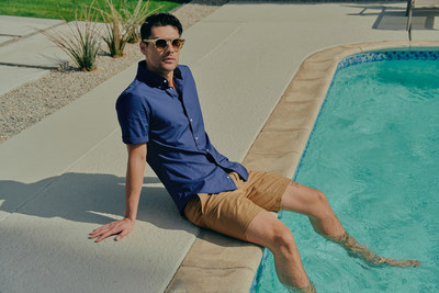 27cd009edbf2 INDOCHINO's new casual button up shirts are their latest offering that will  revolutionize the way men