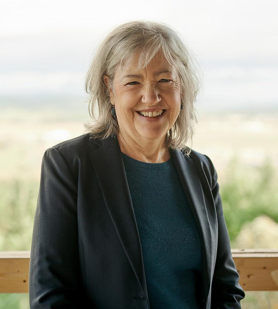 Dr. Lyn MacBeath - Founding medical director at Homewood Ravensview (CNW Group/Homewood Health Inc.)