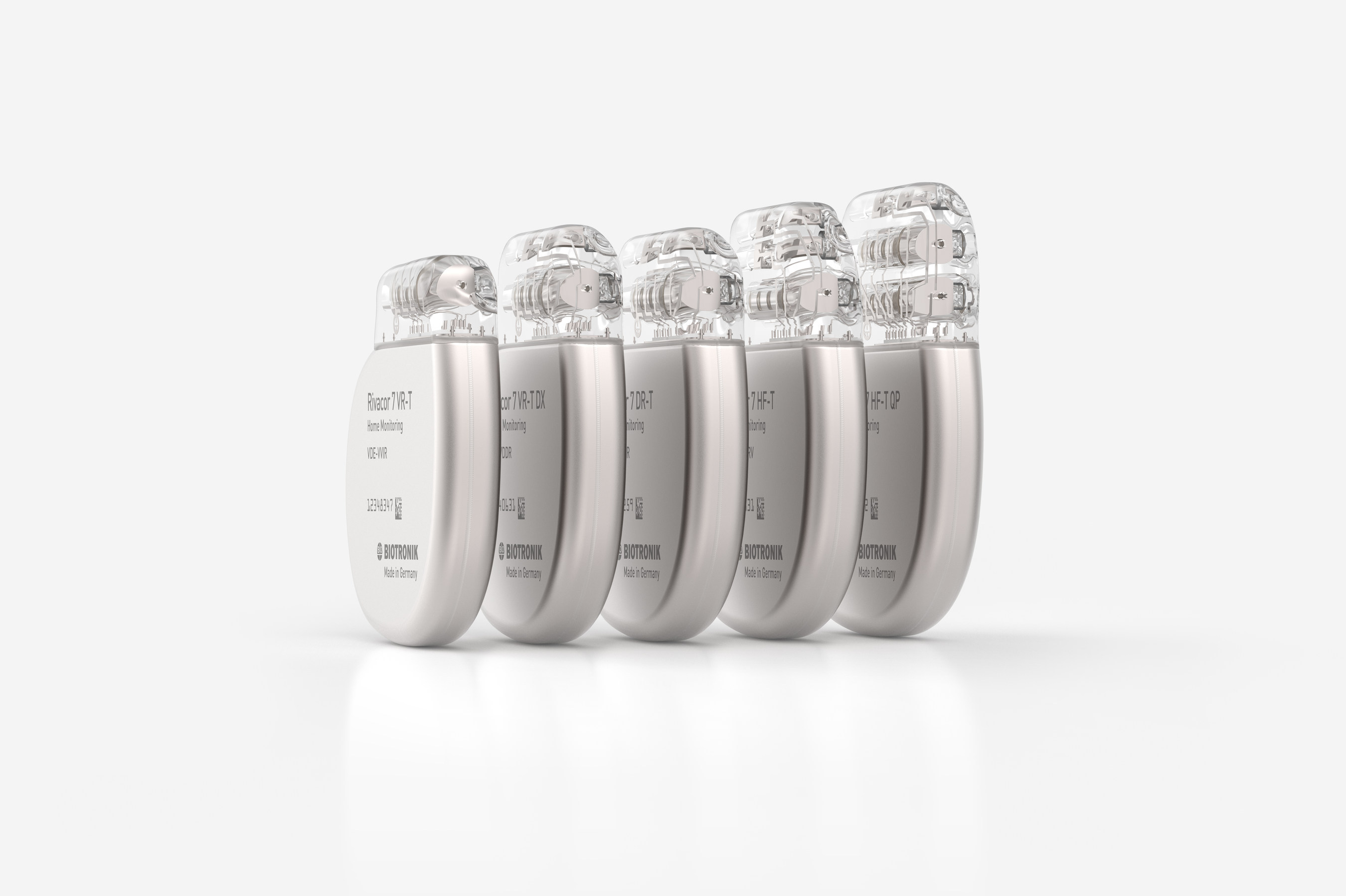 The Acticor and Rivacor systems are designed to incorporate more diagnostic and therapeutic capabilities in smaller devices with extended battery longevity.