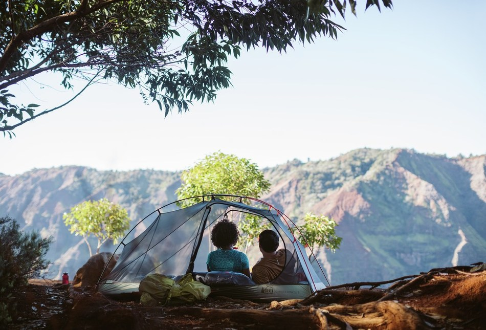 REI's new registry experience allows customers to register for outdoor gear.