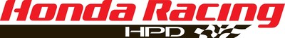 honda performance development  inc  honda racing logo
