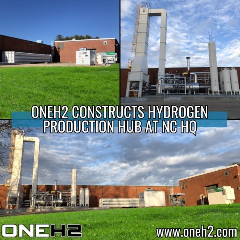 (PRNewsfoto/OneH2, Inc.)