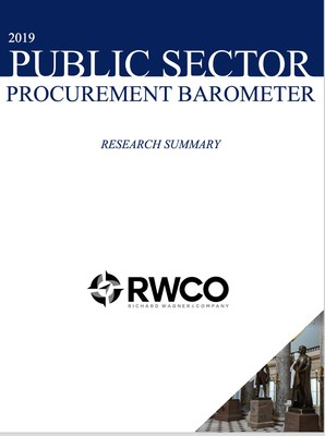 2019 Public Sector Procurement Barometer Survey Report which provides contractors with reliable benchmarking data from which to assess their individual performance against their peers.