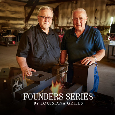 Introducing The Founders Series by Dan Thiessen (L) and Joe Traeger (R)