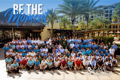 Casa Dorada Los Cabos, Resort & Spa estrena imagen corporativa con una impresionante campaña y página web