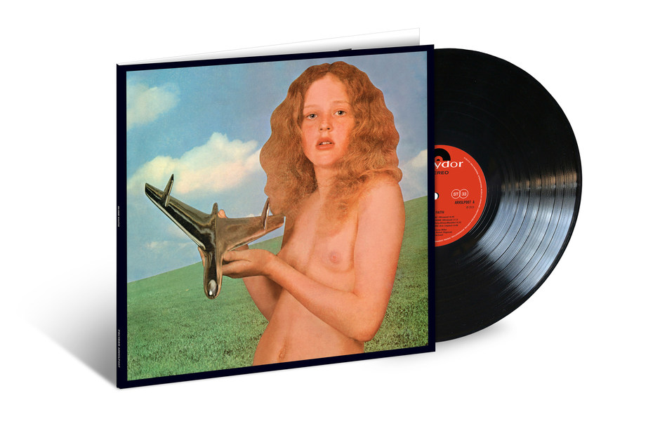 BLIND FAITH's Self-titled album 'BLIND FAITH' (Half Speed Master) To Be Released April 19th on UMe