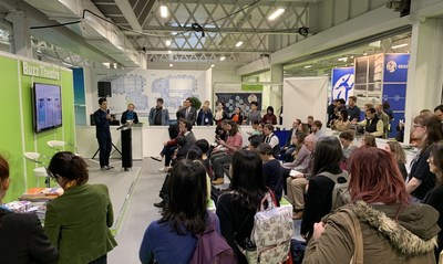 Yuren Liu's speech at London Book Fair