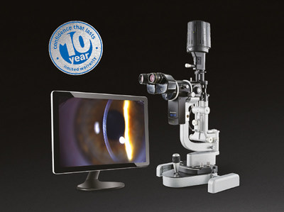 Slit Lamp 10 Year Warranty Maintenance Contract