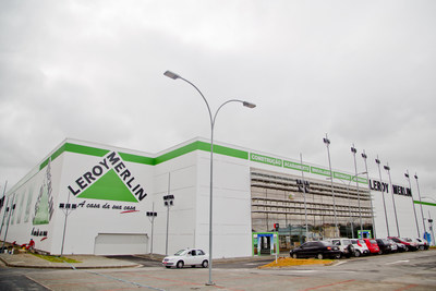 With more than 80,000 items in 15 categories, Leroy Merlin Brazil is the largest home improvement retailer in Brazil.
