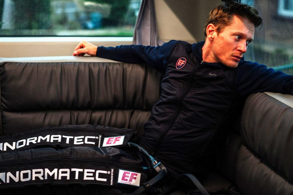 Matti Breschel of EF Education First Pro Cycling