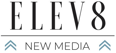 Elev8 New Media Logo