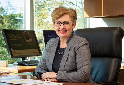 Karina Davidson, PhD, MASc, senior vice president of research at The Feinstein Institute for Medical Research and a leading psychology and cardiology scientist