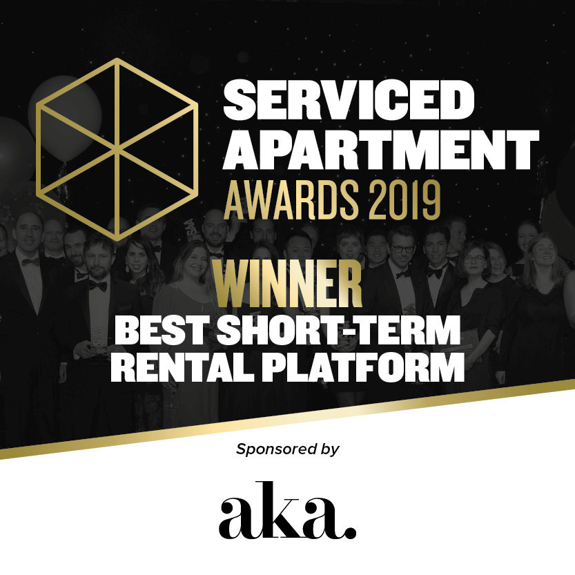ReloQuest Inc. Wins Global Award From Serviced Apartments