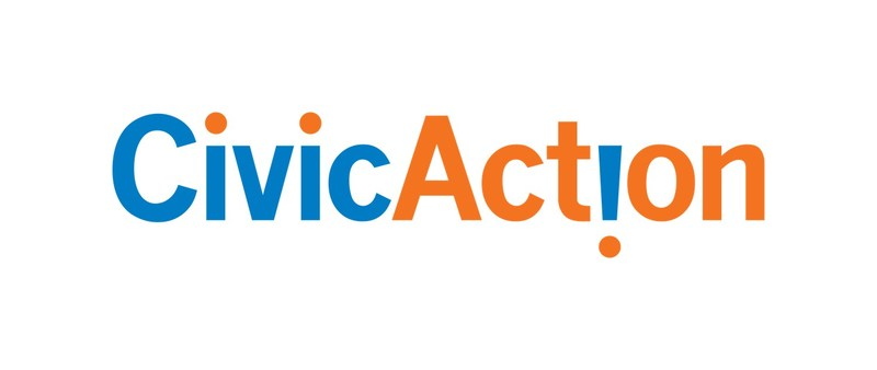 CivicAction is a premier civic engagement organization that brings together senior executives and rising leaders from all sectors to tackle challenges facing the Greater Toronto and Hamilton Area. (CNW Group/CivicAction)