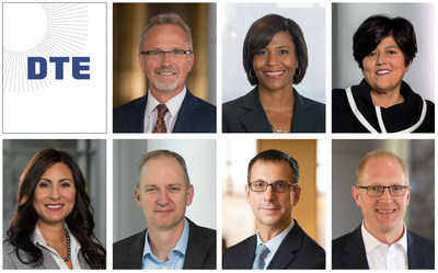 DTE Energy leaders