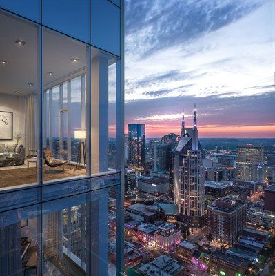 Four Seasons Hotel And Private Residences Coming To Nashville