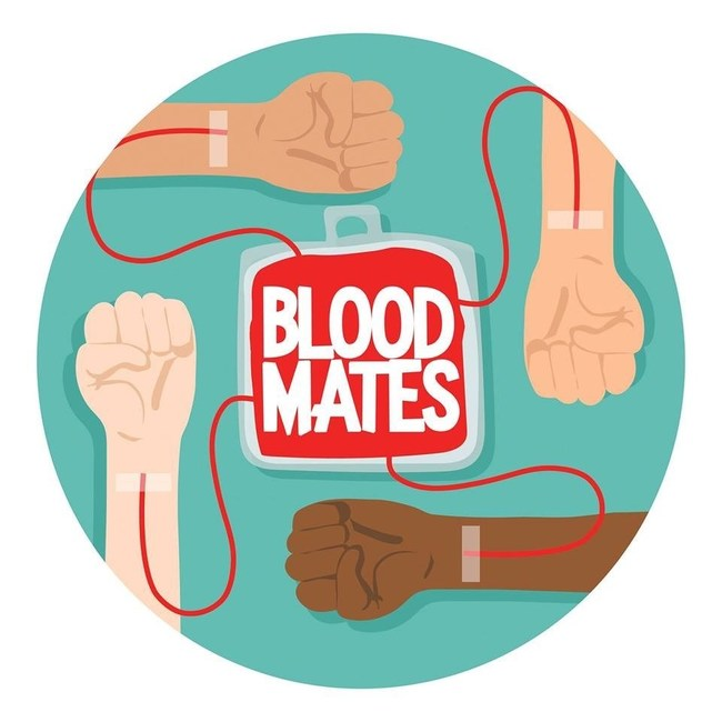 "Neptune Software and Bloodmates have joined hands in harmony to make donating blood and saving lives a lot easier.  Made possible through Neptune's generous App Donation and Bloodmates tireless volunteer mission.  The official Bloodmates tagline ""The Real Weapon is Harmony"" and ""Ashol Ostro Somonyoy"" (Bengali) has been graciously lent to be used by the rockstar Rupam Islam."
