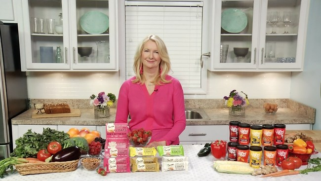 Carolyn O'Neil gives her top items for eating healthy and not sacrificing flavor this month.