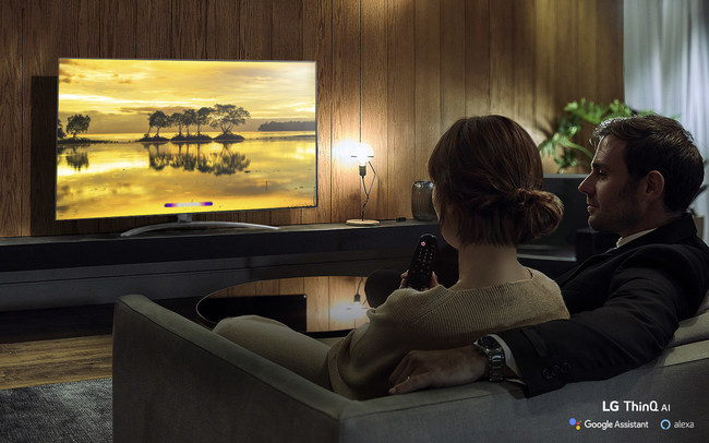 LG's U.S. 2019 NanoCell TV lineup comprises 11 AI-enabled models, available in sizes ranging from 49 to 86 inches.