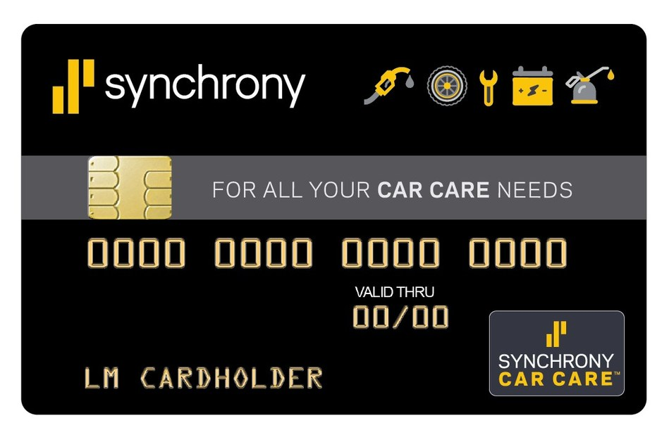 Synchrony Bank Discount Tire >> Synchrony Car Care Credit Card Expands Acceptance Categories