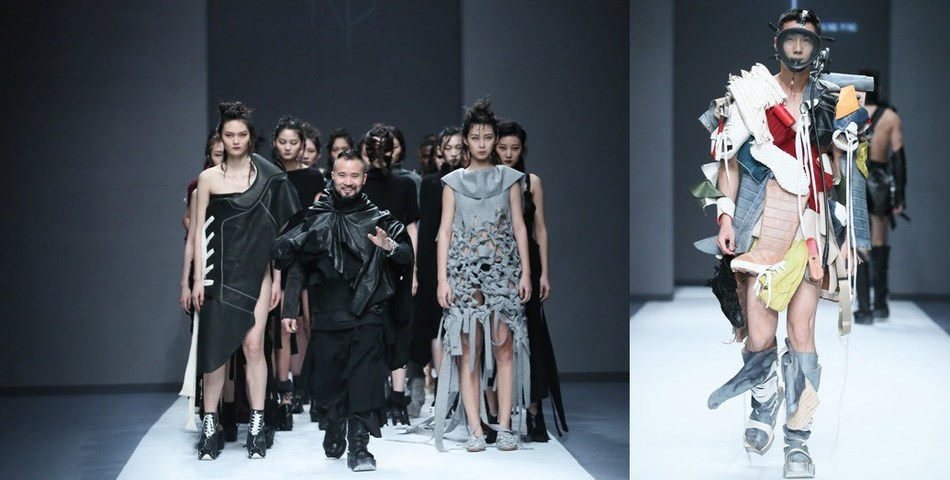"KING PING attends Shenzhen Fashion Week with its ""boundless"" 2019 Autumn Winter"