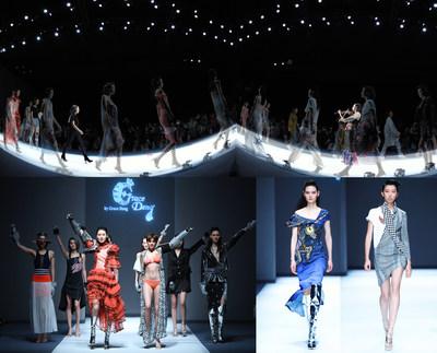 Grace Deng participa en la Semana de la Moda de Shenzhen 2019 y destaca la actitud atemporal de las nuevas asiáticas