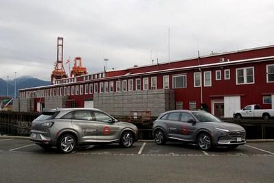 Premier Canada Lance Nexo Et Devient Le Ainsi Hyundai qpUGSMzV